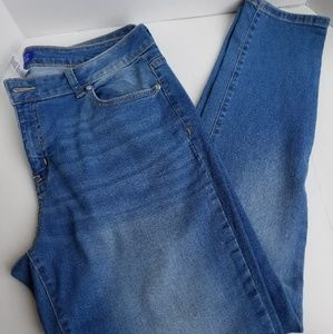 Simply Styled Ladies Size 16 Skinny Jeans
